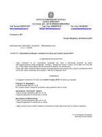 169 Assemblea sindacale variazioni di orario per lunedì 2 marzo 2015