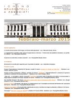 nl ib febbraio-marzo 2015 - Studio Legale Ichino Brugnatelli e
