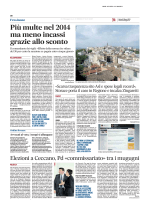 Scarsa trasparenza sito Asl e spese legali record