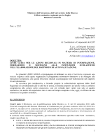 linee guida - Ufficio Scolastico Regionale per la Puglia
