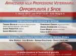 Affacciarsi alla Professione Veterinaria: Opportunità e Sfide