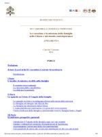Lineamenta - Uciim Liguria