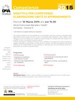 Competenze - Istituto Alberghiero Formia