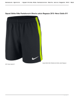 Squad Strike Nike Pantaloncini Shorts calcio Ragazzo 2015