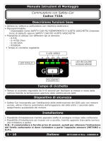 1 - 10 Manuale Istruzioni di Montaggio Commutatore con Safety