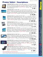 Promo Tablet / Smartphone