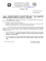 Mobilità del personale docente, educativo ed A.T.A. per l`a.s. 2015