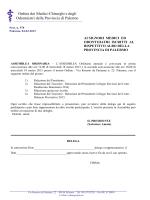 Ordine dei Medici-Chirurghi e degli Odontoiatri della Provincia di