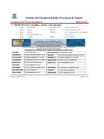 Turni Domenica 8 Marzo 2015 - Ordine dei Farmacisti della