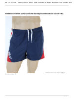 Pantaloncini short Joma Costume da Bagno