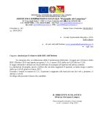 """141. Rinnovo RSU - Istituto Comprensivo """"Psaumide di Camarina"""""""