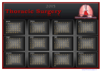 Scarica il calendario 2015 di Thoracicsurgery.it