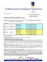 comunicato gpg-under 14 n° 8/15