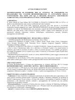 AVVISO PUBBLICO EXPO` MANIFESTAZIONE DI