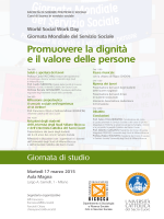 Programma - Università Cattolica del Sacro Cuore