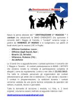 scarica il regolamento - Comitato Cittadini e Lavoratori