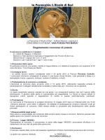 concorso di poesia - Parrocchia San Nicolò di Bari Zafferia