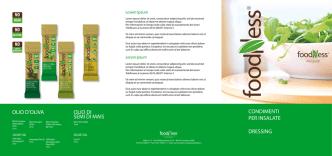 condimenti per insalate dressing olio d`oliva olio di semi di mais