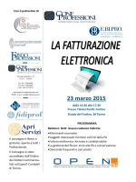 Locandina Convegno FE 23032015 Torino