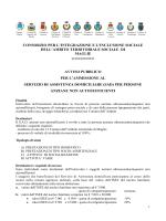 File: AVVISO SAD 2015 - Comune di Giurdignano