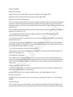 Il TRUST IN JERSEY Riferimenti normativi: Legge