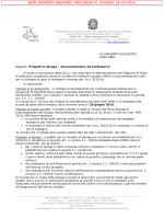 Nota UST - Treviso – Ufficio scolastico territoriale