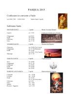 PASQUA 2015 - Eticinforma