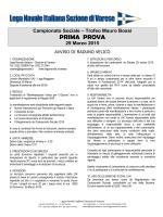 PRIMA PROVA - Comet285.it