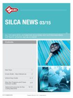 SILCA NEWS 03/15 - Dar-mar