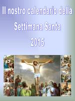 Pasqua 2015_web - Parrocchia di S. Lorenzo in S. Pietro