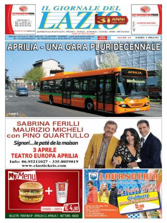 a pagi.6 - Il Giornale del Lazio