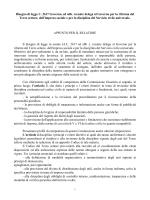 relazione fatta in Commissione