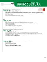 Locandina Unibocultura aprile 2015