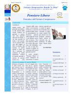 """Giornalino Aprile 2015 - Istituto Comprensivo Statale """"A. Diaz"""""""