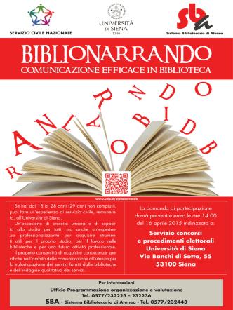 Biblionarrando: comunicazione efficace in biblioteca