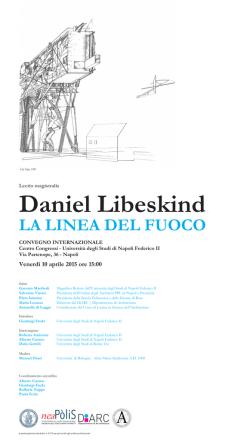 Daniel Libeskind_ La linea del Fuoco