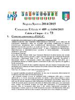 Campionato Regionale - Mabbonath Calcio a 5