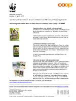 Alla scoperta della flora e della fauna svizzere con Coop e il WWF