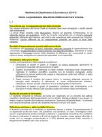 dal Manifesto degli studi a.a. 2014/15