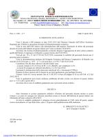 Graduatoria definitiva docenti ruolo infanzia decreto 15.04.2014