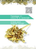 Download (PDF, 1.92MB) - Viti e prodotti di fissaggio Screws