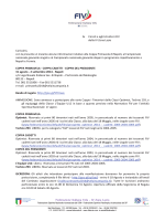Federazione Italiana Vela - IV Zona Lazio Ai Circoli e