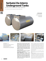 Serbatoi Da Interro Underground Tanks