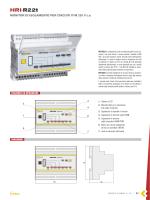 HRI-R22t - Contrel elettronica