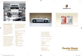 Classic Motoroil - Porsche Service