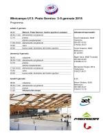 Programma - Federazione Ticinese Hockey su ghiaccio