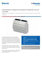 Scheda prodotto Diavia A/C integrate 4,0 - 5,9 kW (PDF