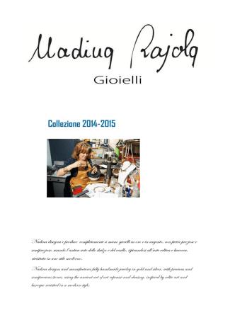 catalogo - Oreficeria Raiola