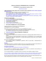 Specialità medicinale CETIRIZINA EG