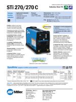 STi270/270C - Miller Electric